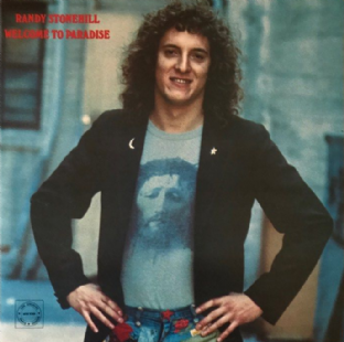 Randy Stonehill ‎- Welcome To Paradise  (LP) (VG/EX)